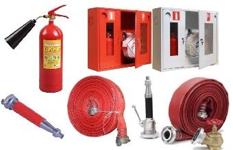Испытание пожарного оборудования (пожарных кранов) и их проверка